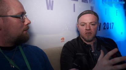 Vi pratar med Stuart Ryall & Mark Norman bakom Impact Winter