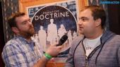 Phantom Doctrine - Intervju med Blazej Krakowiak
