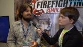 Vi pratar med studion bakom Firefighting Simulator