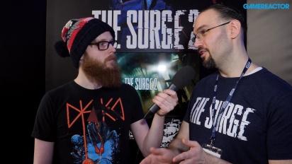 The Surge 2 - Adam Hetenyi intervjuad