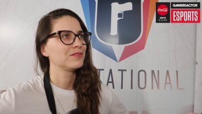 Six Invitational 2018 - Vi pratar med Laure Guilbert