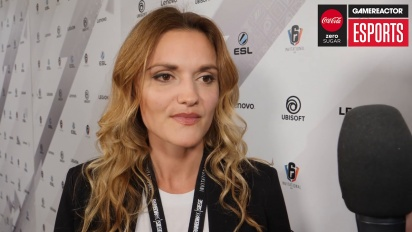 Six Invitational 2018 - Intervju med Patricia Summersett