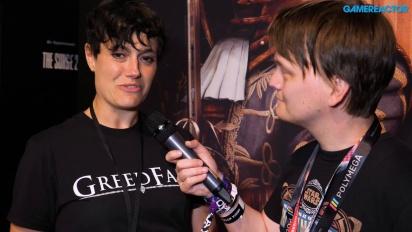 GRTV intervjuar folket bakom Greedfall