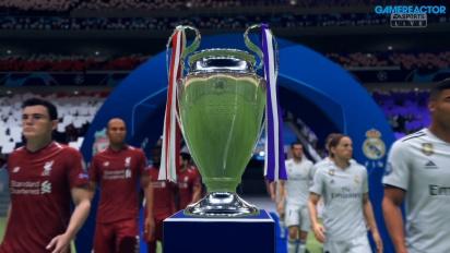 GRTV spelar Champions League-finalen i FIFA 19