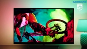 GRTV smeker den nysläppta OLED-TV:n 803 från Philips