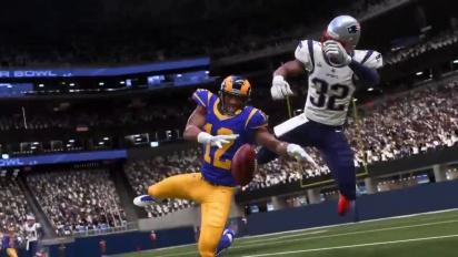 Madden NFL 19 - Super Bowl 53 Prediction - Los Angeles Rams vs. New England Patriots