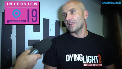 GRTV på Gamescom 19: Intervju med Techland om Dying Light 2