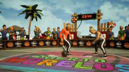 Street Power Football - Reveal Trailer