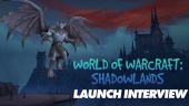 World of Warcraft: Shadowlands - Patrick Dawson & Sarah Verrall Launch Interview