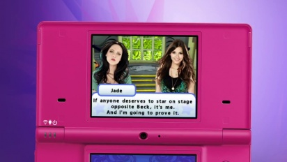 Victorious: Taking the Lead - Nintendo DS Trailer