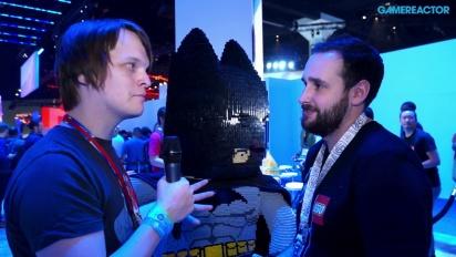 E3 2014: Lego Batman 3: Beyond Gotham - Phillip Ring-intervju