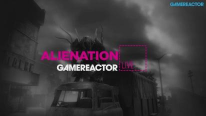 Vi klämmer lite på nya Alienation