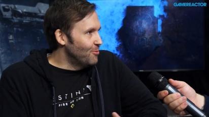 Destiny: Rise of Iron - Christopher Barrett-intervju