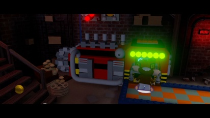 Lego Dimensions - Gremlins-gameplay