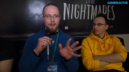 Little Nightmares - Vi pratar med Lucas Roussel & Dave Mervik