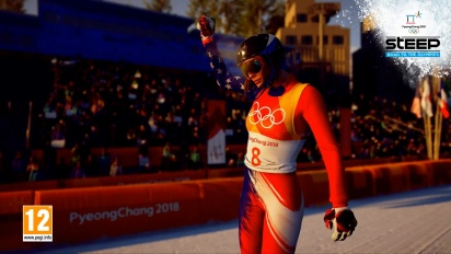 Steep: Road to the Olympics - Olympic Athletes: Take the Journey Trailer
