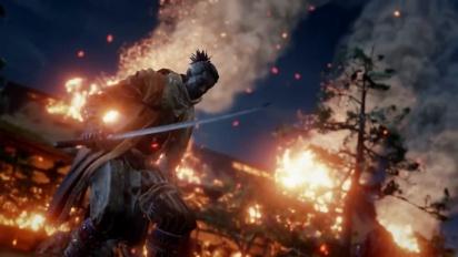 Sekiro: Shadows Die Twice - E3 2018 Announcement Trailer