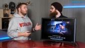 GRTV klämmer lite på gaming-monitorn Asus PG27UQ