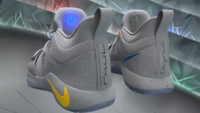 Nike PG 2.5 x PlayStation Colorway - Announce Video
