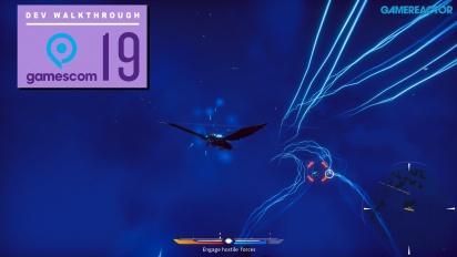 GRTV på Gamescom 19: Vi spelar The Falconeer