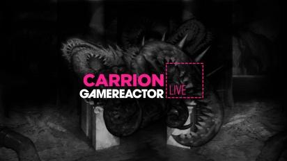 GRTV klämmer lite på nysläppta Carrion