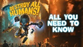 Destroy All Humans! - All You Need to Know (Sponsored)