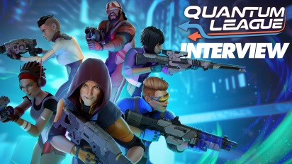 Quantum League - Andres Chilkowski Interview