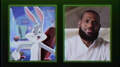 Space Jam: A New Legacy The Game - Reveal Trailer