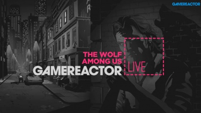 The Wolf Among Us - Livestream Replay