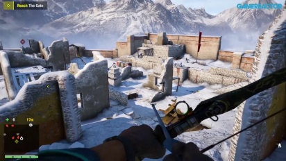 Far Cry 4 - Himalaya gameplay