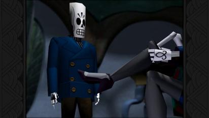 Grim Fandango Remastered - Launch Trailer