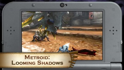 Monster Hunter 4 Ultimate - May DLC Update