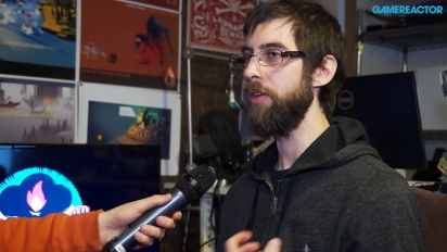 The Flame in the Flood - Environmental Artist Interview