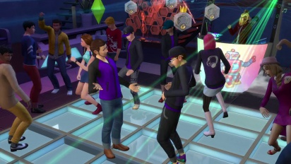 The Sims 4 Get Together - Rule The Dance Floor Official Trailer