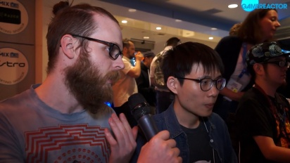 Museum of Simulation Technology - Albert Shih-intervju