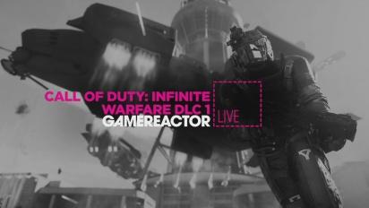 Vi spelar Call of Duty: Infinite Warfare - Sabotage
