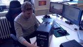Vad innehåller MSI Trident 3-lådan...