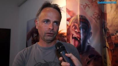 Beyond Good & Evil 2 - Michel Ancel intervjuad