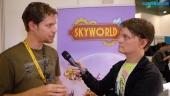 SkyWorld - Vi pratar med Paul van der Meer