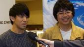 Dragon Quest XI - Hokuto Okamoto & Hikari Kubota Interview