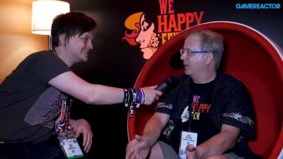 GRTV pratar med studion bakom We Happy Few
