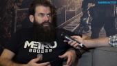 GRTV intervjuar 4A Games om Metro Exodus