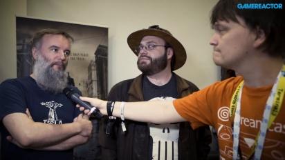 GRTV pratar med teamet bakom Twin Mirror