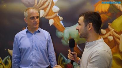 GRTV intervjuar teamet bakom Torchlight Frontiers