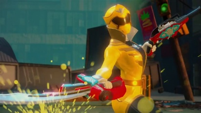 Power Rangers: Battle for the Grid - Gameplay Reveal