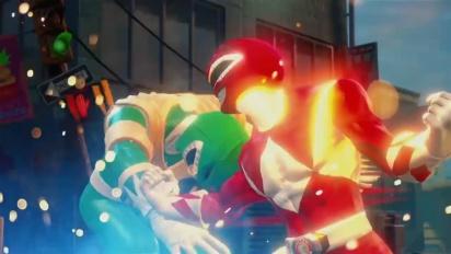 Power Rangers: Battle for the Grid - Announcement Teaser (Extended Cut)