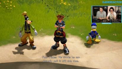 GRTV myser lite mer med Kingdom Hearts III