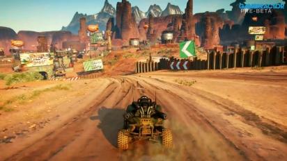 Rage 2 - Vi provar på spelets fordon