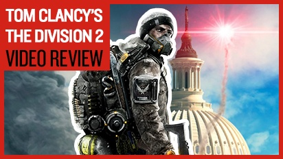 GRTV videorecenserar The Division 2