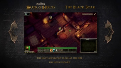 The Dark Eye: Book of Heroes - Tavern Overview